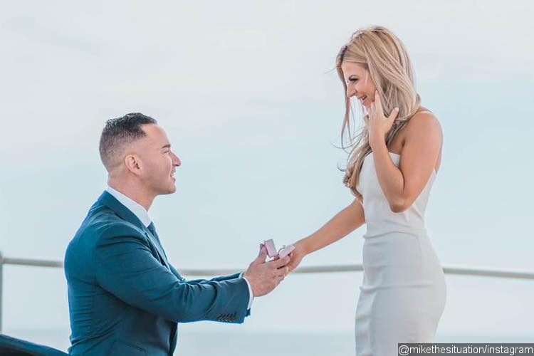 Mike The Situation Sorrentino Is Engaged to Lauren Pesce