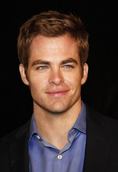 Chris Pine -- Image via Aceshowbiz.com