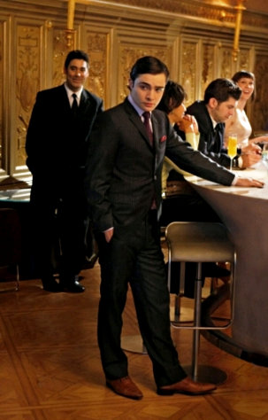 Clip From 'Gossip Girl' 2.23: Nate Warning Chuck