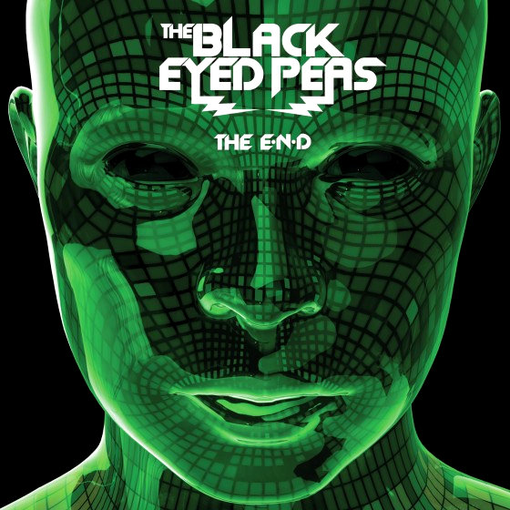 Official Cover Art of Black Eyed Peas' New Album 'The E.N.D.'