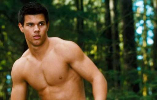 Taylor Lautner on His Jacob Black in 'The Twilight Saga's New Moon'
