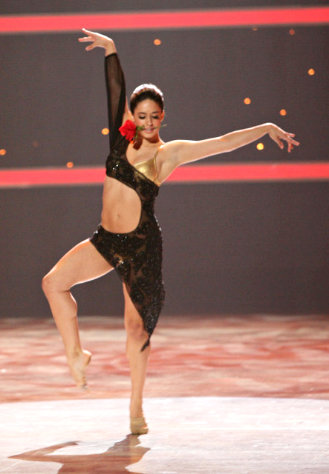 Jeanine Mason Winner of So You Think You Can Dance Season 5