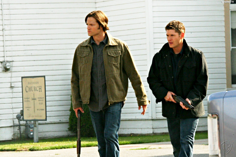 Three Clips From 'Supernatural' Season 5 Premiere