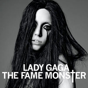 Tracklisting for Lady GaGa's 'The Fame: Monster'