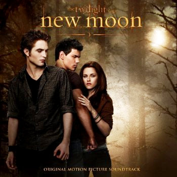 'New Moon' Soundtrack Rises to No. 1 on Billboard Hot 200