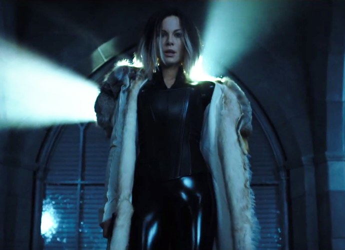 Kate Beckinsale Underworld Full Body