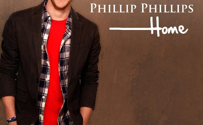 Phillip Phillips Makes History On Billboard With Home