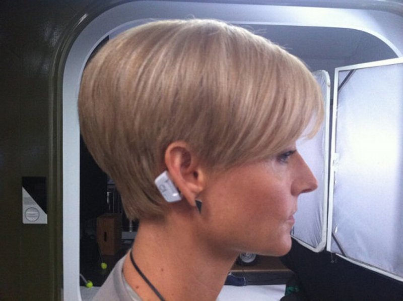 First Look At Short Haired Jodie Foster As Elysium