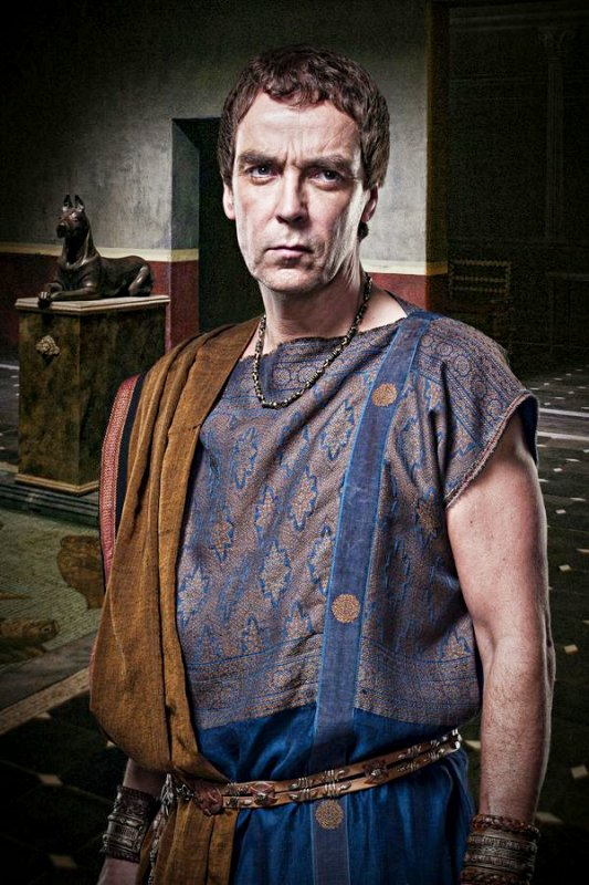 Spartacus Gods of the Arena Cast Photos Released