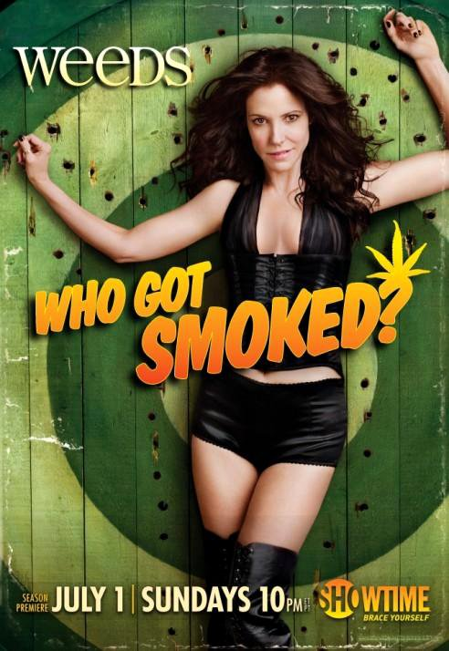 WEEDS on SHOWTIME