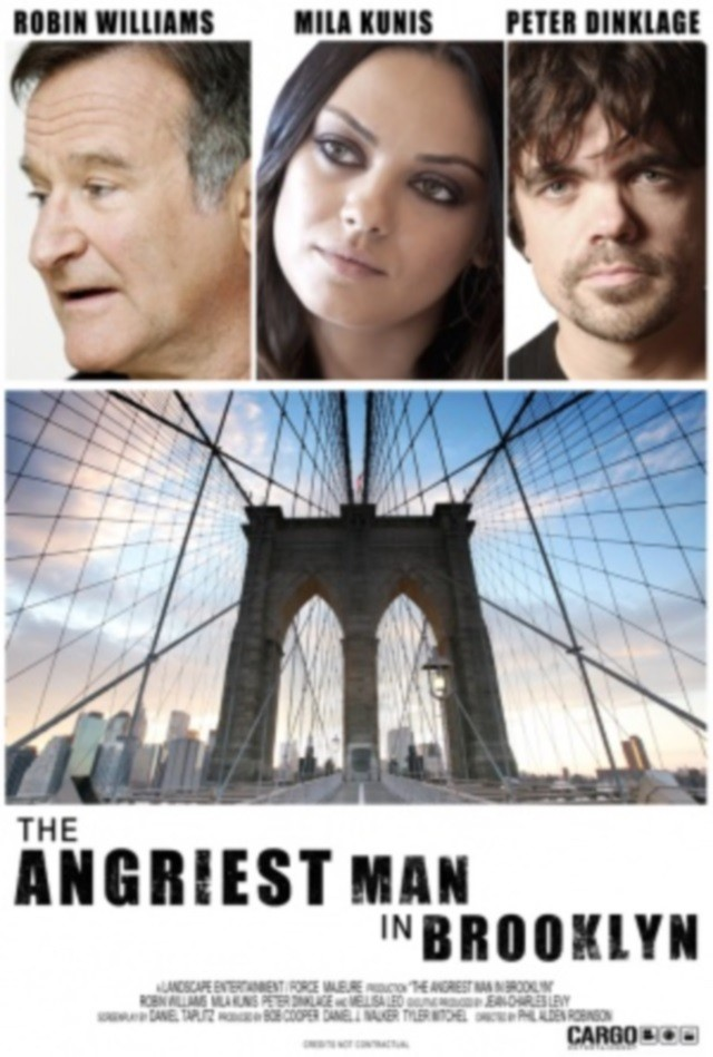 """The Agriest Man In Brooklyn"" Poster"