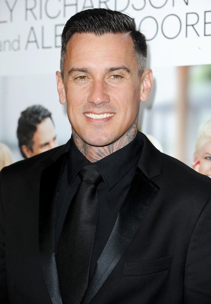 Carey Hart Picture 26  Thanks for Sharing Los Angeles