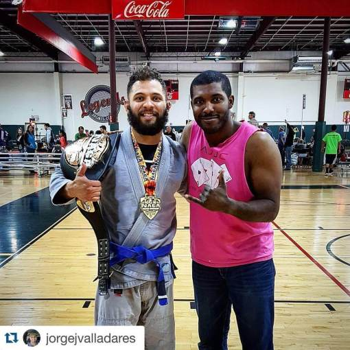 Jorge NAGA Belt for Austin, TX