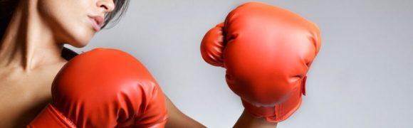 Fitness kickboxing class banner Austin, TX