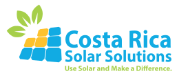 CR Solar Solutions Logo Horizontal Print Standard