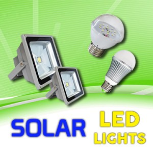 Solar LED Bulbs / Lamps
