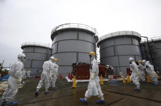reactor 4 de Fukushima