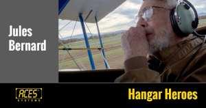 Hangar Heroes  |  Jules Bernard