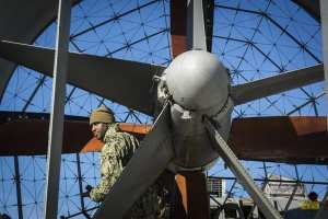 US Navy ACU-4 LCAC Maintenance Training