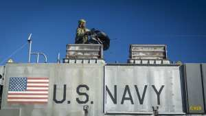 Supporting the Navy LCAC Maintenance Mission