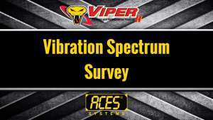 vibration spectrum survey