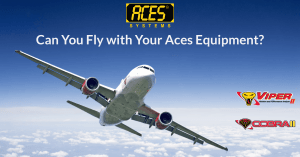 fly with aces equipment