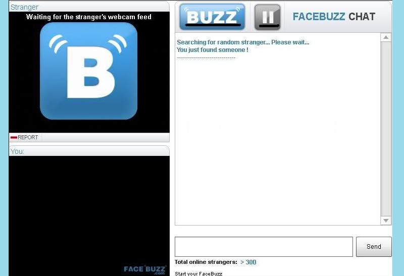 Facebuzz-Chat-Fenster