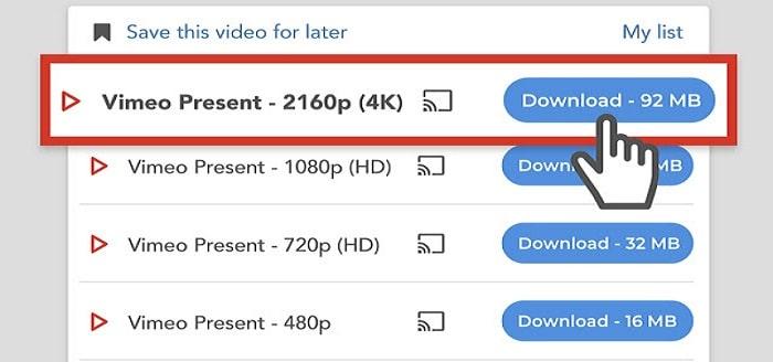 vdf-download-video