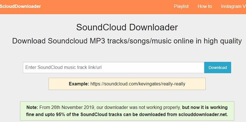 Laden Sie Soundcloud Scloud herunter