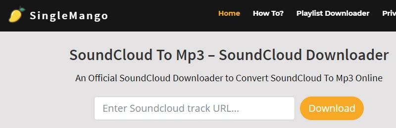 Soundcloud Singlemango herunterladen