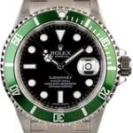 "Rolex ""50th Anniversary"" Stainless Submariner"