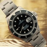 Rolex Black Submariner