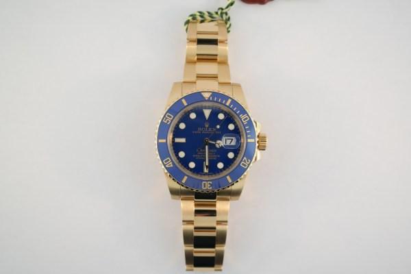 Rolex Submariner 116618LB Blue Dial