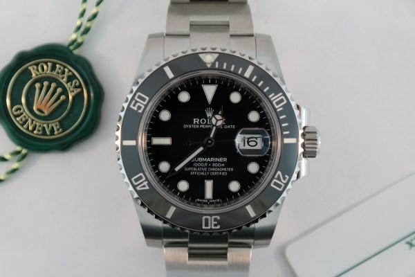 Rolex Submariner Date 116610LN Ceramic 2019