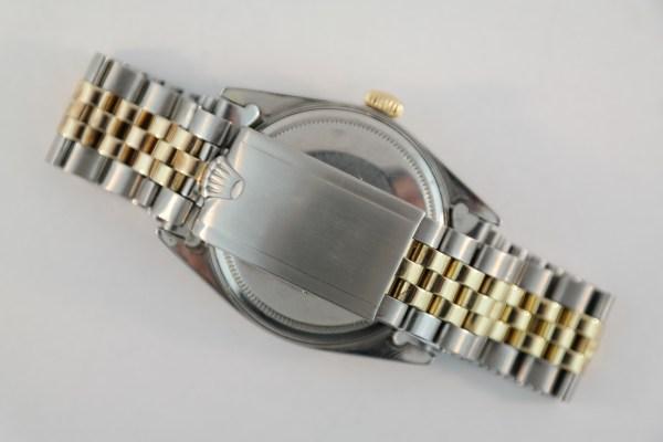 Rolex Datejust 1603 Two-Tone Lenin Dial