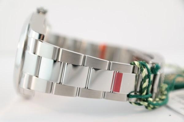 Rolex Datejust II 116300 Black Roman Dial
