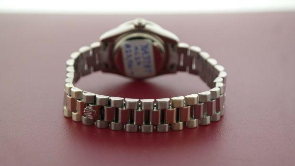Ladies Rolex President 179179