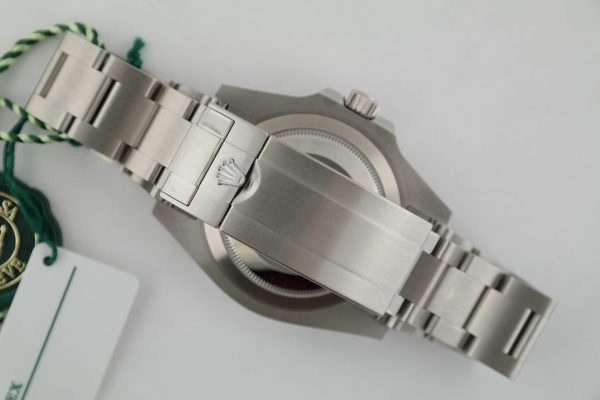 Rolex Submariner 126610LN 41mm Stainless Steel Black Ceramic Dial & Bezel 2020