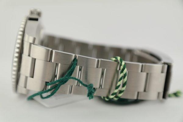"Rolex Submariner Date 126610LV ""Kermit"" 41mm Black Dial Green Bezel Box & Papers"