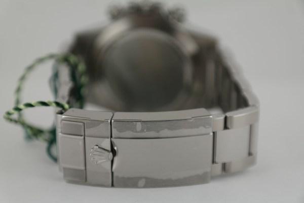 Rolex Daytona 116500LN White Dial Oyster Band Ceramic Bezel Year 2021