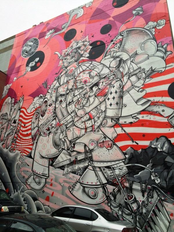 Street Art In 2014 Lexington Ace Weekly