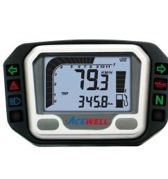 ace 3000 sereis digital lcd display multi function speedometer [ 3521 x 2667 Pixel ]