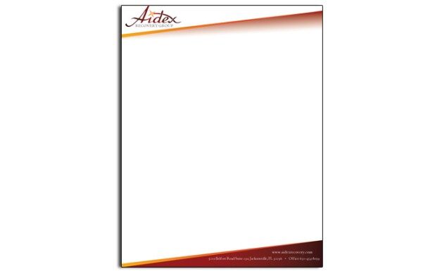 sample of letterhead design howtoviews co