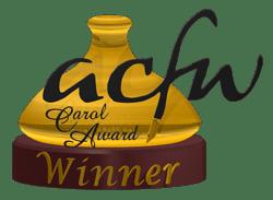 ACFW Carol Award Winner