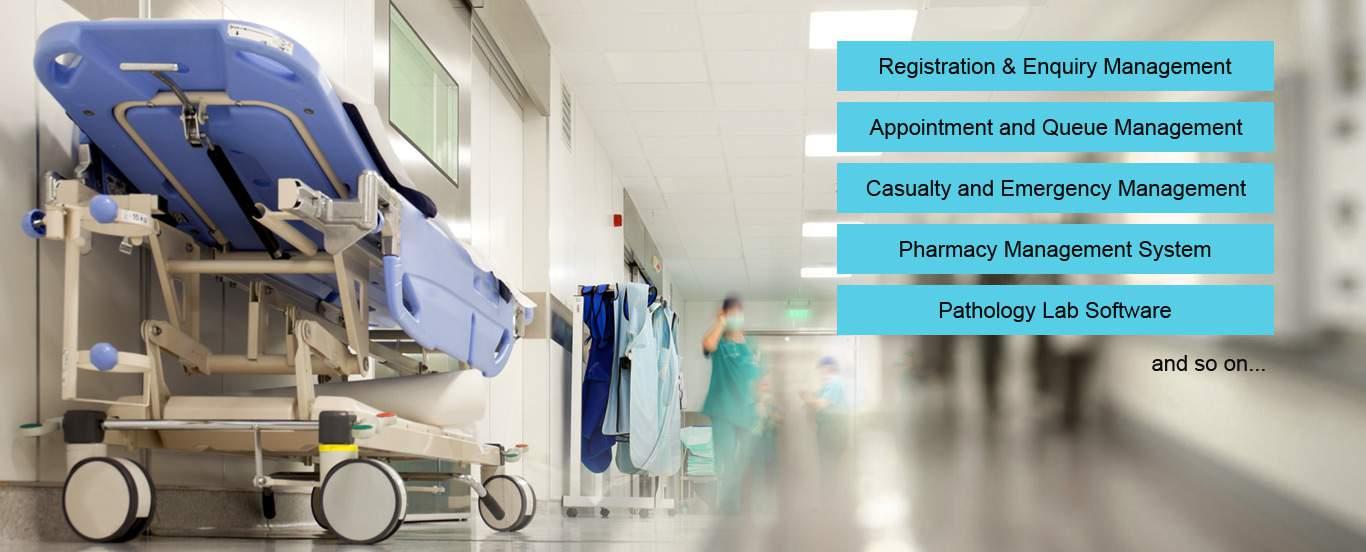 Hospital Management Information System Software Company