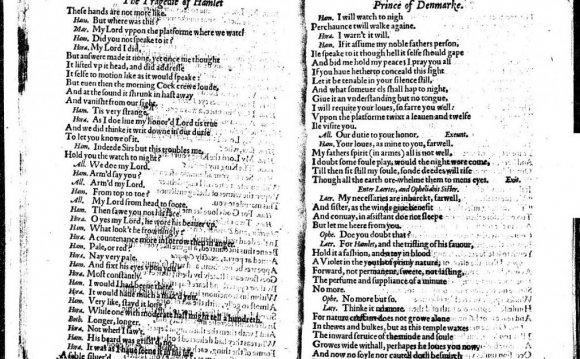 Hamlet full text modern English| English translation: old