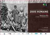 Zoos humains. L'invention du sauvage