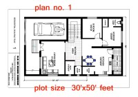 30 feet by 50 feet Home Plan Everyone Will Like | Homes in ...