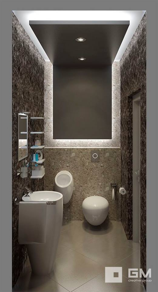Photo courtesy of bisazza photo by: Simple Bathroom Designs For Small Spaces | Homes in kerala ...