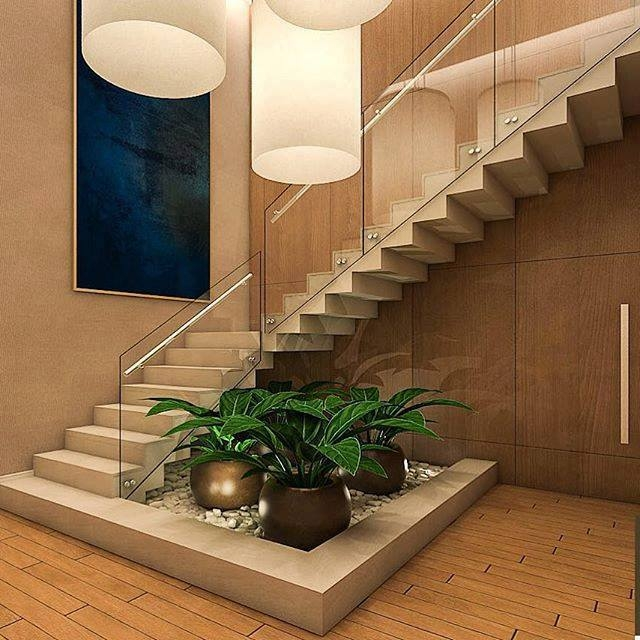 Stairs Design For India House Acha Homes   House Interior Stairs Design   Modern   Separated   Architecture   Stunning   Classic Interior